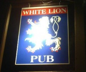 Photo courtesy of White Lion Pub, Tulsa, OK.