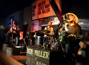 Photo courtesy of the Ben Miller Band, Joplin, MO.