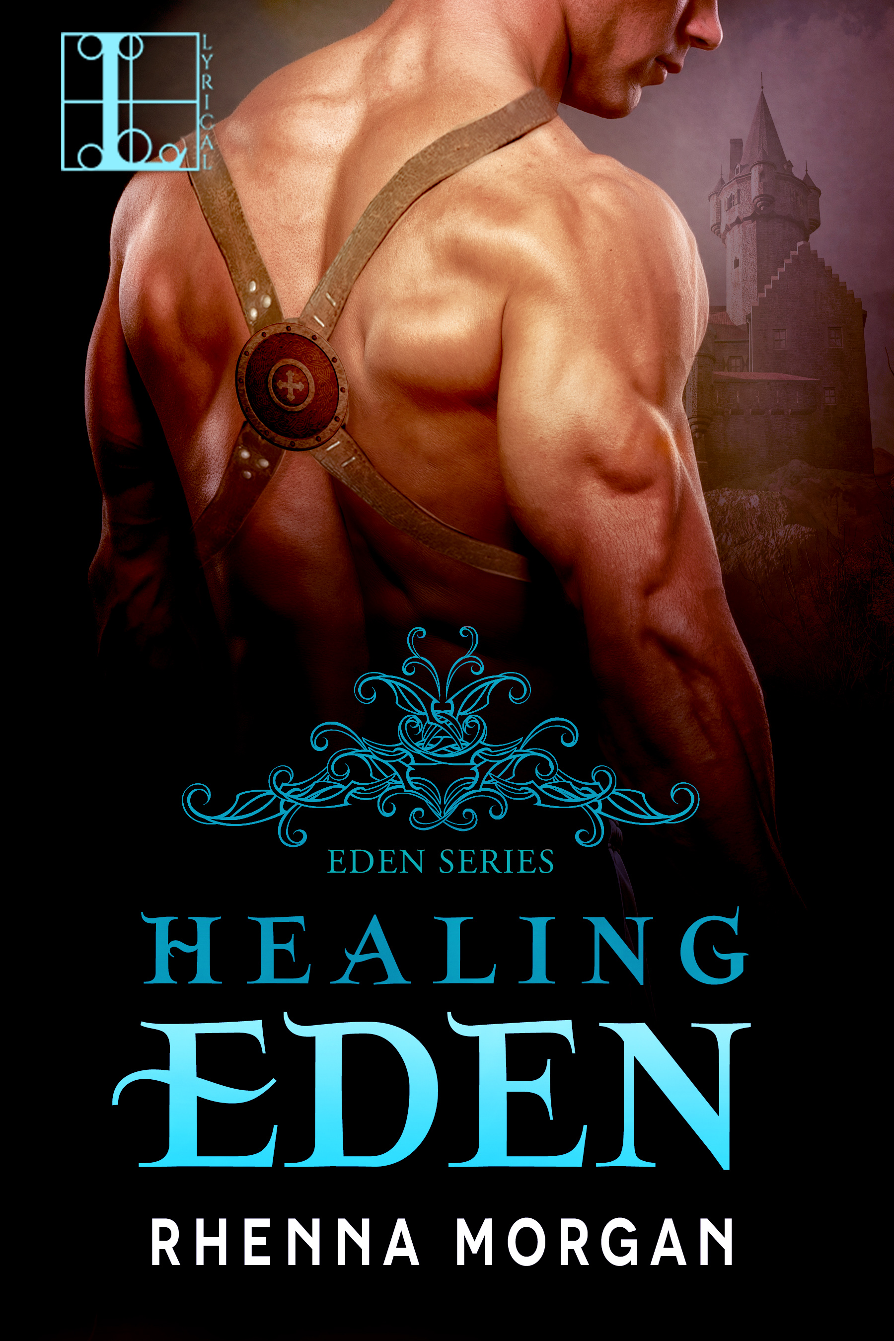 Healing Eden by Rhenna Morgan
