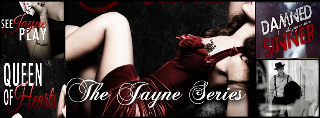 the jayne series banner
