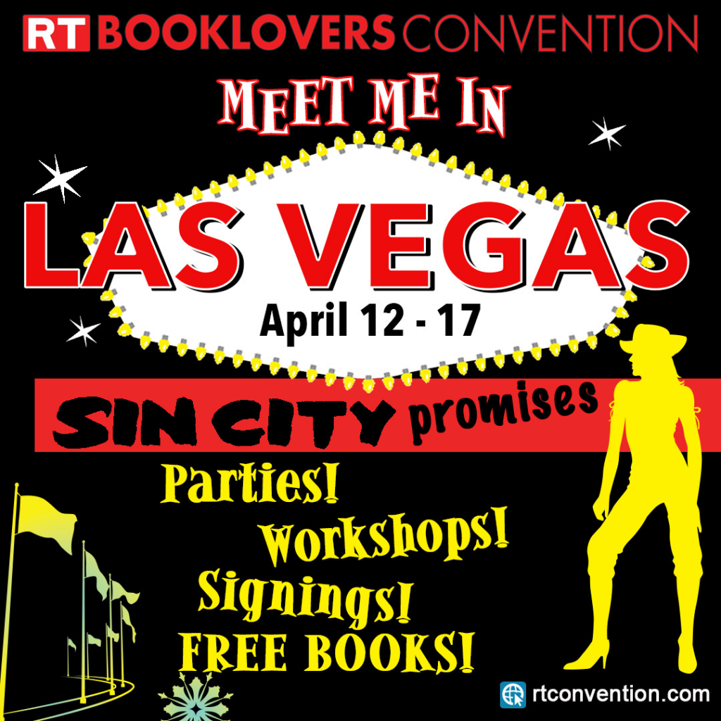 RT Booklovers Convention 2016
