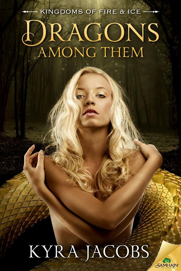 Dragons Among Them by Kyra Jacobs