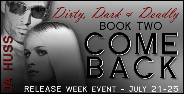 JA Huss - Come Back Release Banner